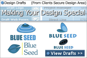 Blue Seed  Drafts