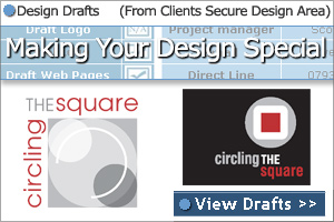Circling The Square  Drafts