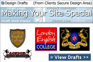 London English College Drafts