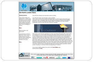 North London Ltd Newsletter