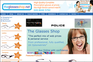 The Glasses Shop